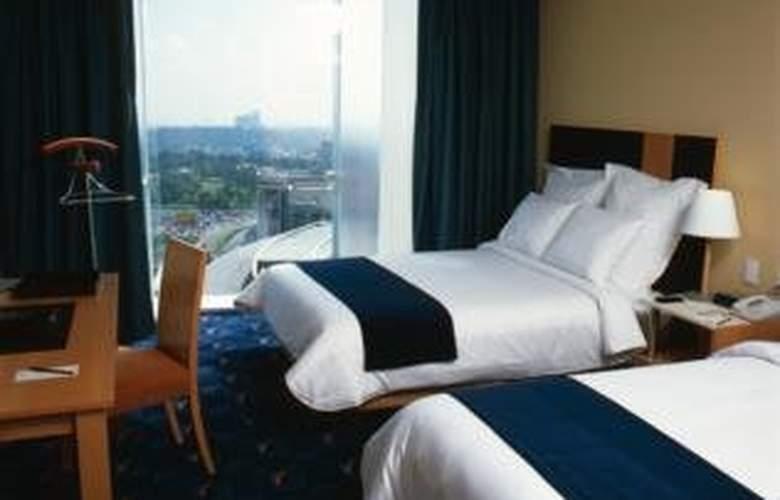 DoubleTree by Hilton Hotel México City Santa Fe - Room - 2