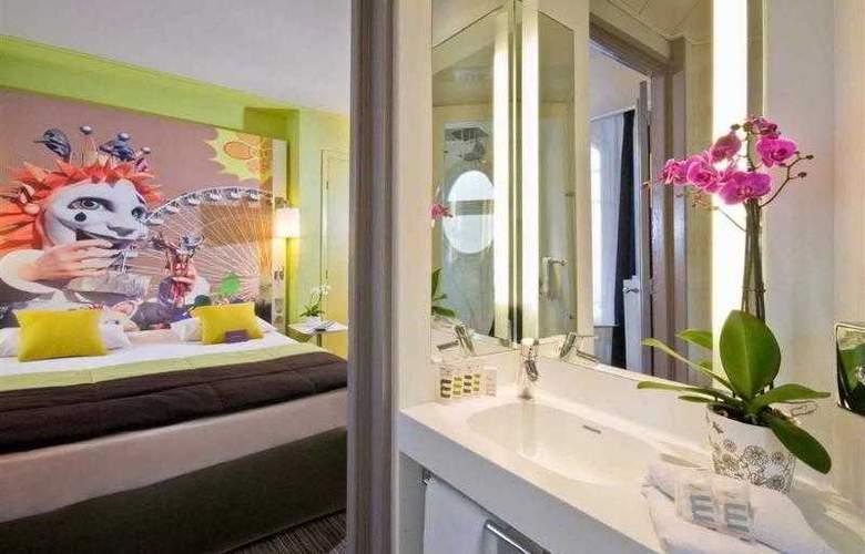 Mercure Nice Centre Grimaldi - Hotel - 33