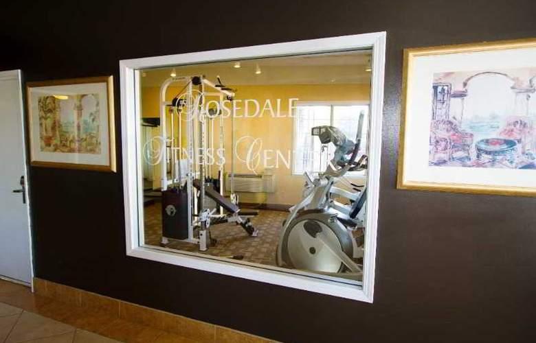 Hotel Rosedale - Sport - 3