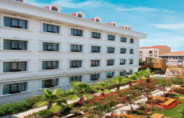 Sura Hagia Sophia Hotel - Terrace - 74