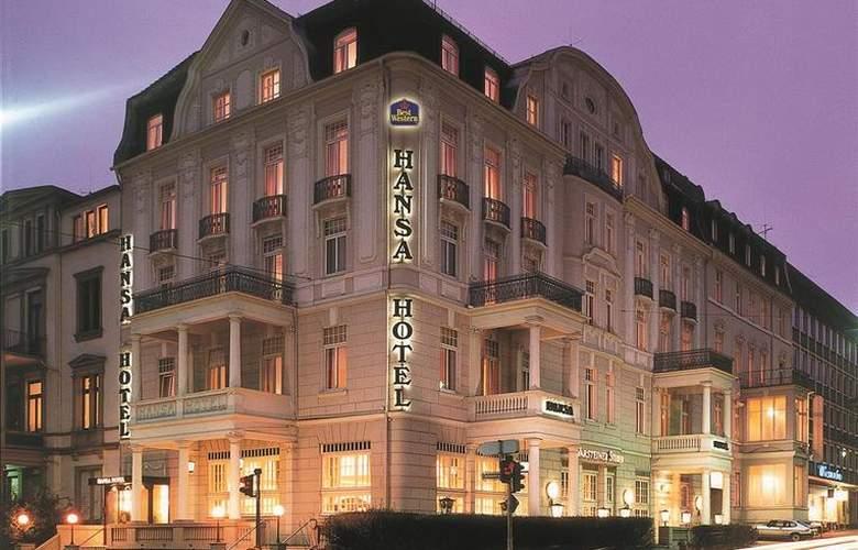 Best Western Hotel Hansa - Hotel - 0