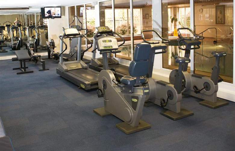 Best Western Inverness Palace Hotel & Spa - Sport - 48