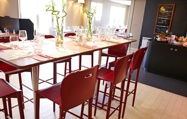 Campanile le Havre Nord Montivilliers - Restaurant - 4
