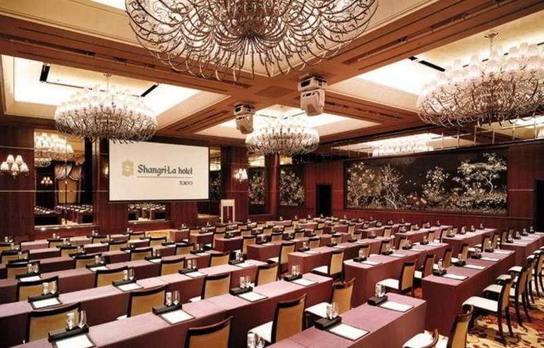 Shangri-La Hotel Tokyo - Conference - 9