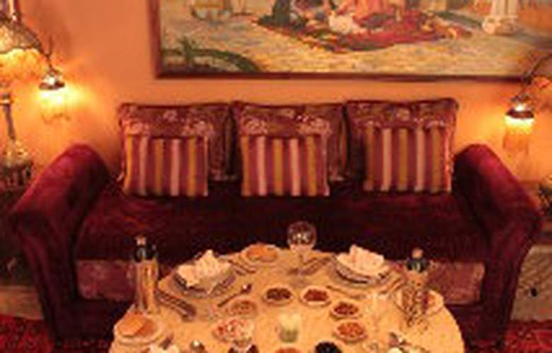 Palais Sebban - Restaurant - 5