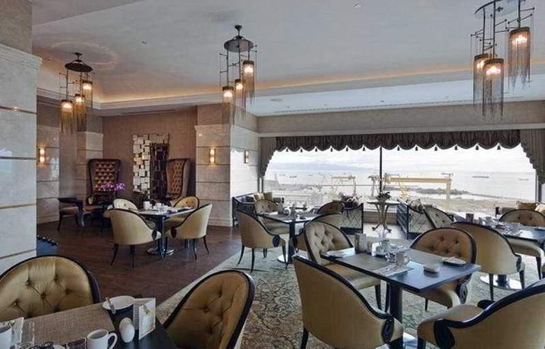 Divan Istanbul Asia - Restaurant - 8