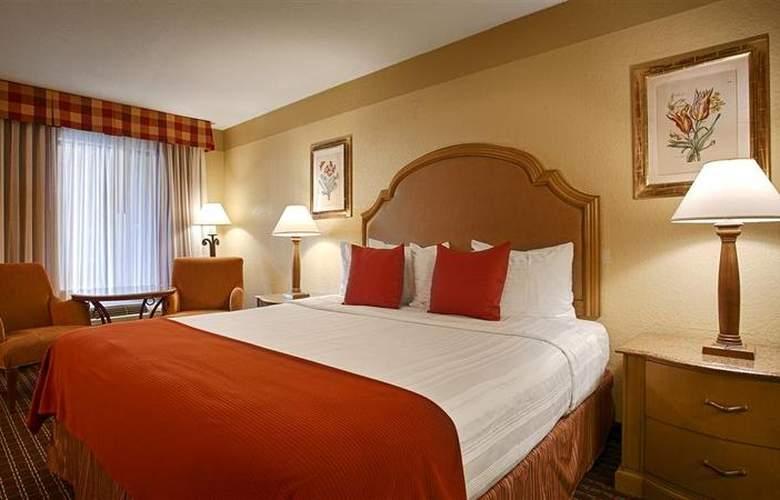 Best Western Roseville Inn - Room - 9