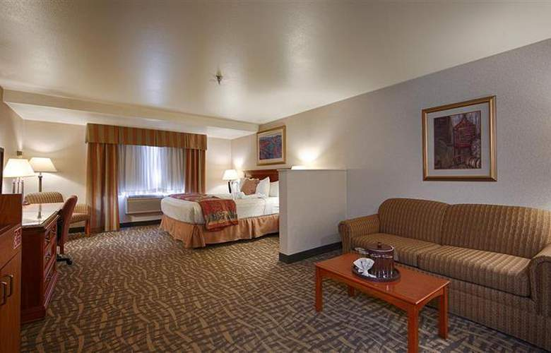 Best Western Plus High Sierra Hotel - Room - 122