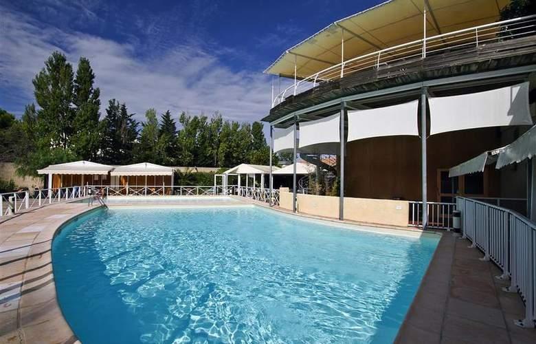 Best Western Du Casino Le Phoebus - Pool - 53