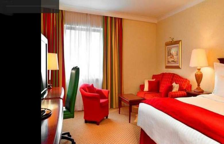 Newcastle Metrocentre Marriott - Room - 6