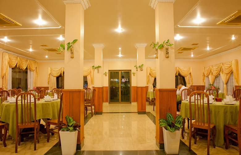 Golden Sand - Restaurant - 5