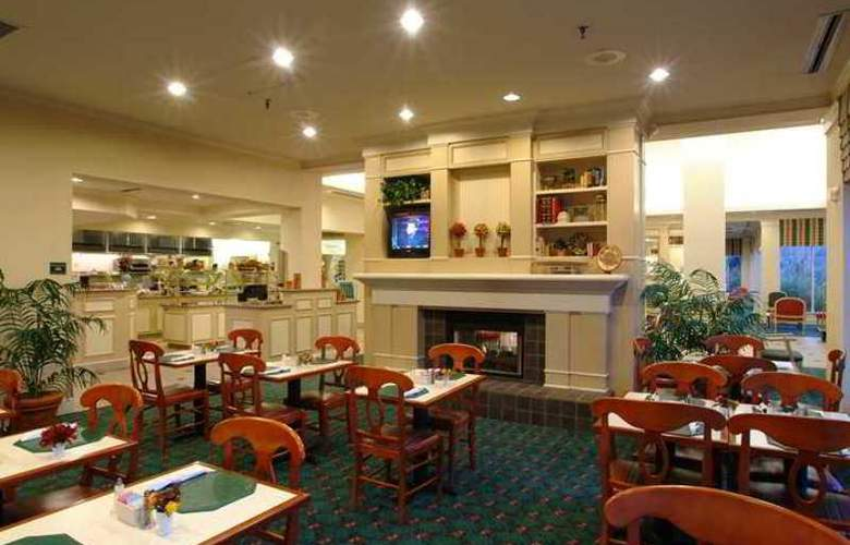 Hilton Garden Inn Tulsa Airport - Hotel - 8