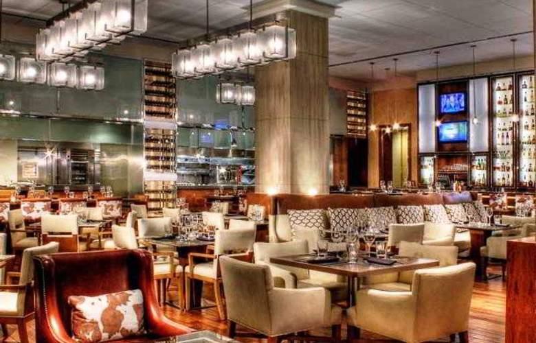Renaissance Dallas Hotel - Restaurant - 7