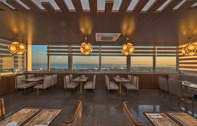 Bekdas Hotel Deluxe - Restaurant - 74
