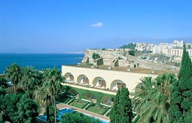 Parador de Ceuta Hotel La Muralla - Hotel - 0