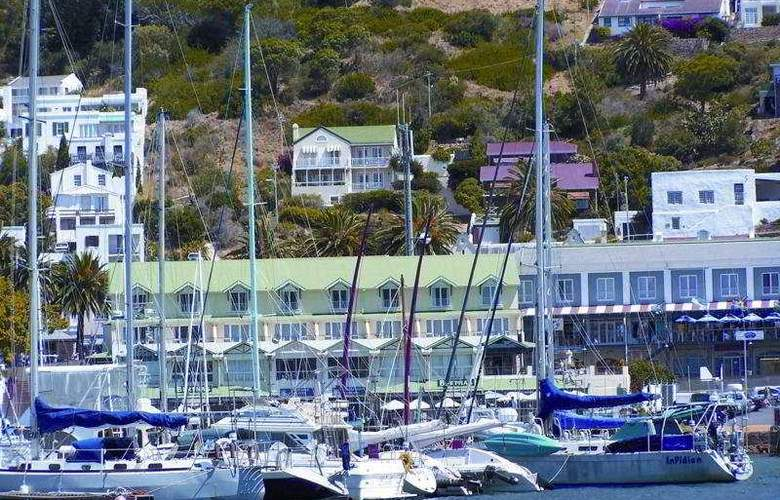 Simons Town Quayside - General - 1