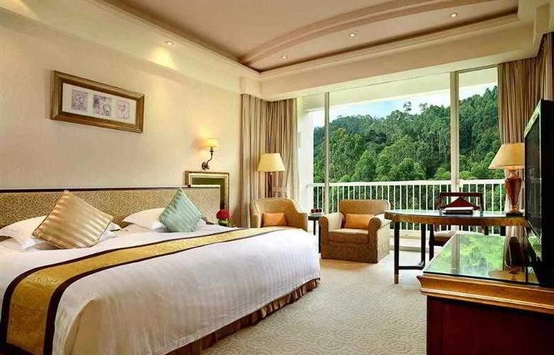 Sofitel Dongguan Golf Resort - Hotel - 6
