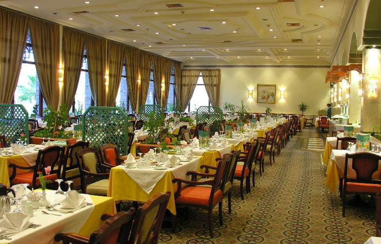 Pyramisa Isis Island Hotel & Spa - Restaurant - 6