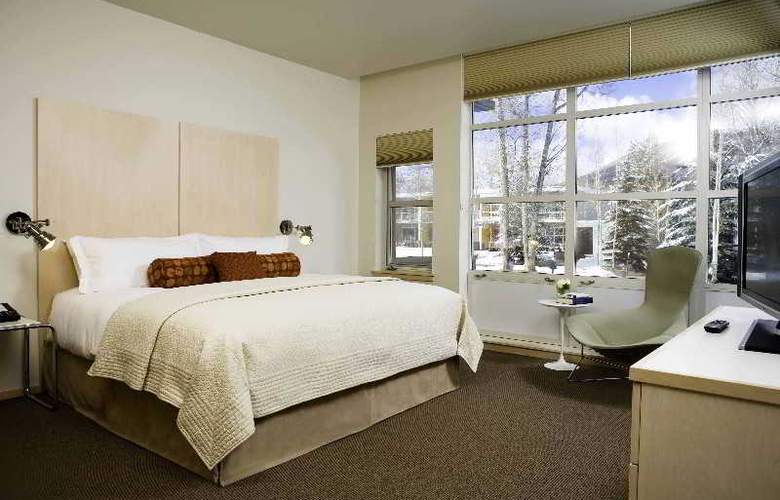 Aspen Meadows Resort - Room - 7