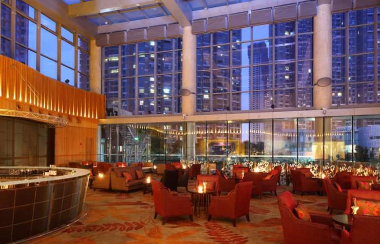 Hilton Nanjing Riverside - Bar - 4