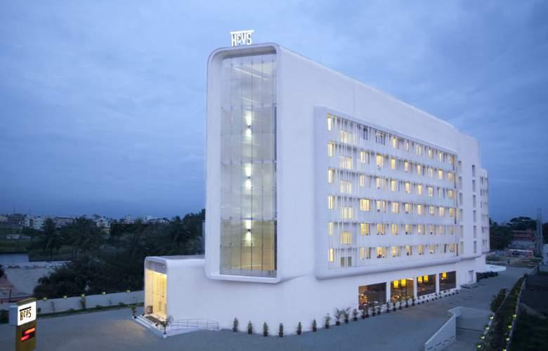 Keys Hotels Hosur Road - Hotel - 0