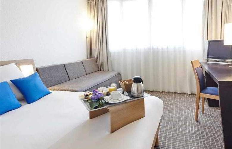Novotel Barcelona City - Room - 25