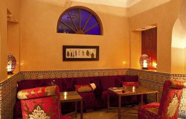 Riad Les Bougainvilliers - Bar - 6