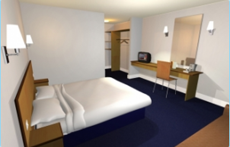 Travelodge Edinburgh Central - Room - 3