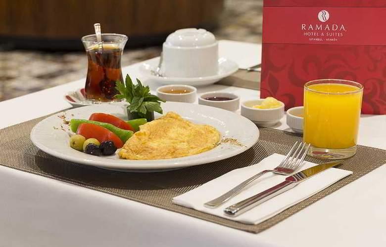 Ramada Hotel & Suites Atakoy - Restaurant - 27