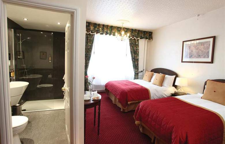 Best Western Henbury Lodge Hotel - Room - 75