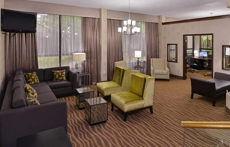 Best Western Plus Richmond Airport Hotel - General - 84