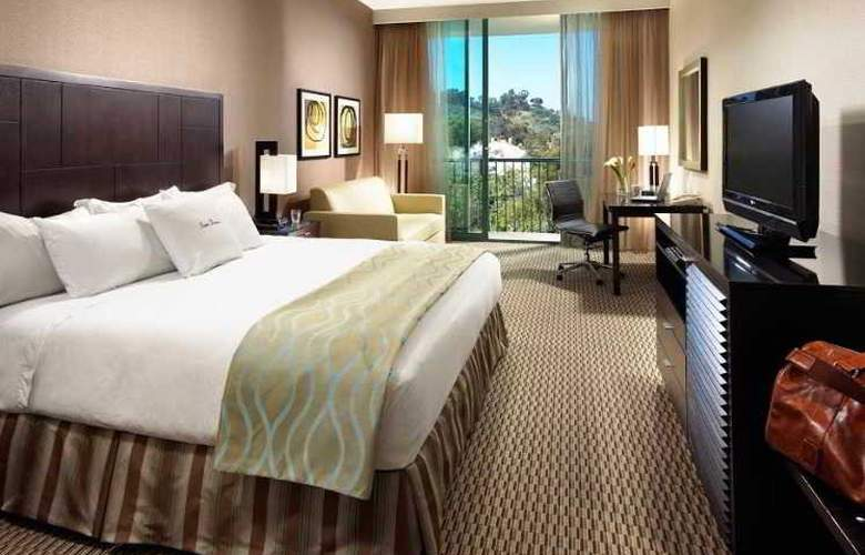Doubletree Club Hotel San Diego - Room - 9