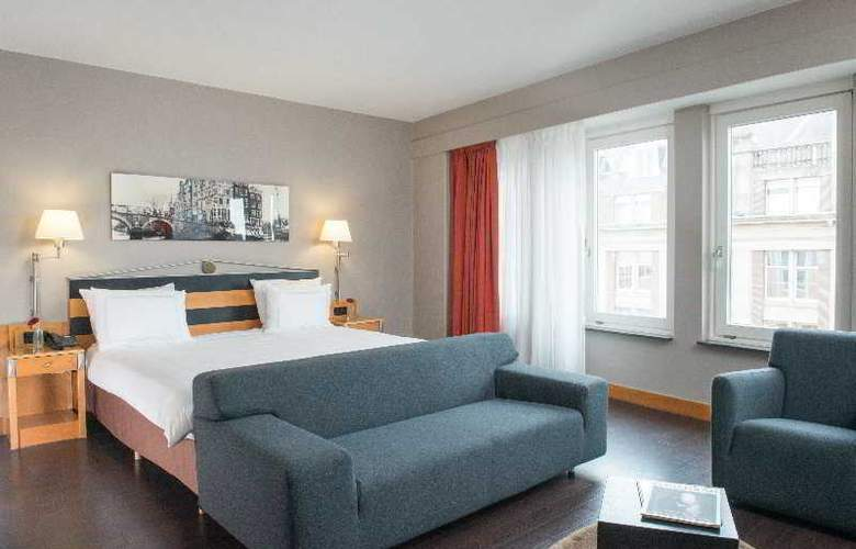 Swissotel Amsterdam - Room - 9