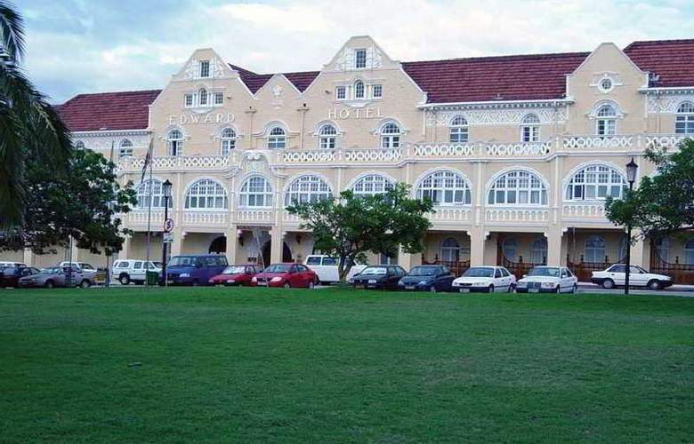 King Edward Hotel - Hotel - 0