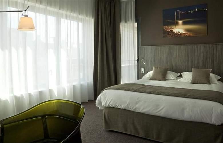 Mercure Saint-Malo Balmoral - Room - 7