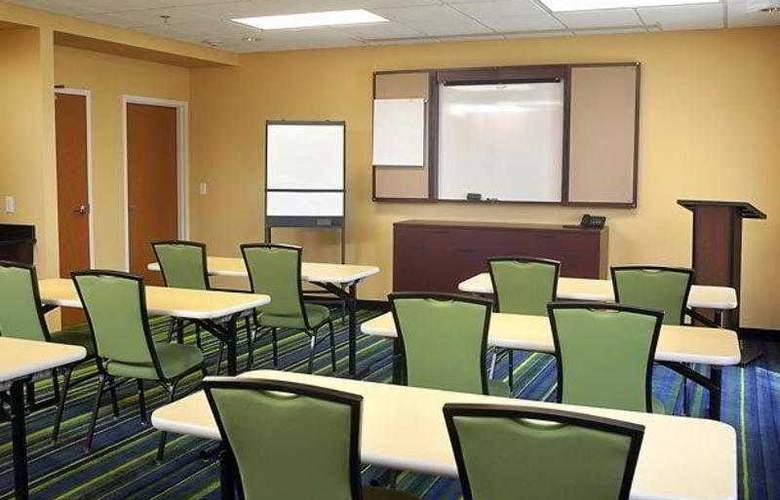 Fairfield Inn suites Paducah - Hotel - 17