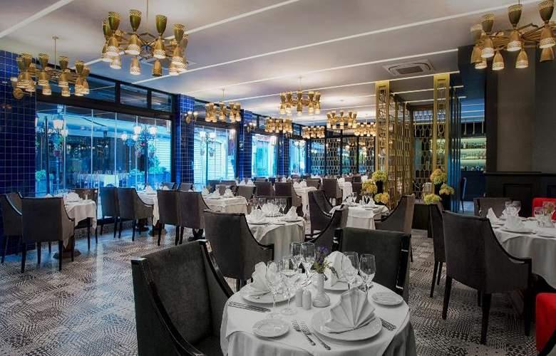 Sura Hagia Sophia Hotel - Restaurant - 61