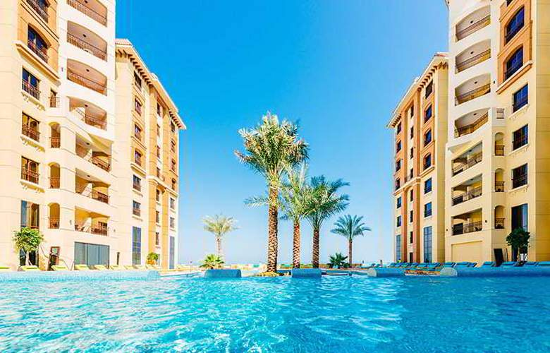 Marjan Island Resort & Spa - Pool - 1
