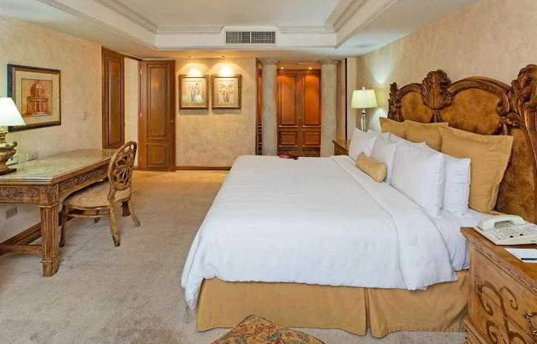 Crowne Plaza Monterrey - Room - 17