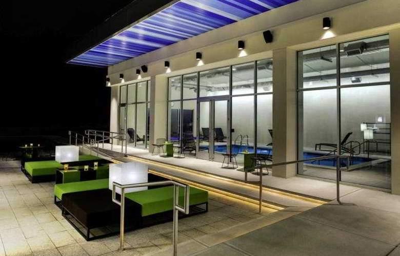 Aloft BWI Baltimore Washington Intl Airport - Terrace - 11