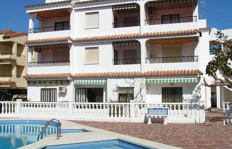 Apartamentos Entreplayas - Hotel - 0
