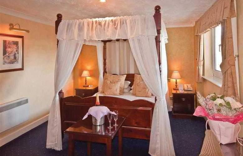 Best Western Park Hall - Hotel - 141