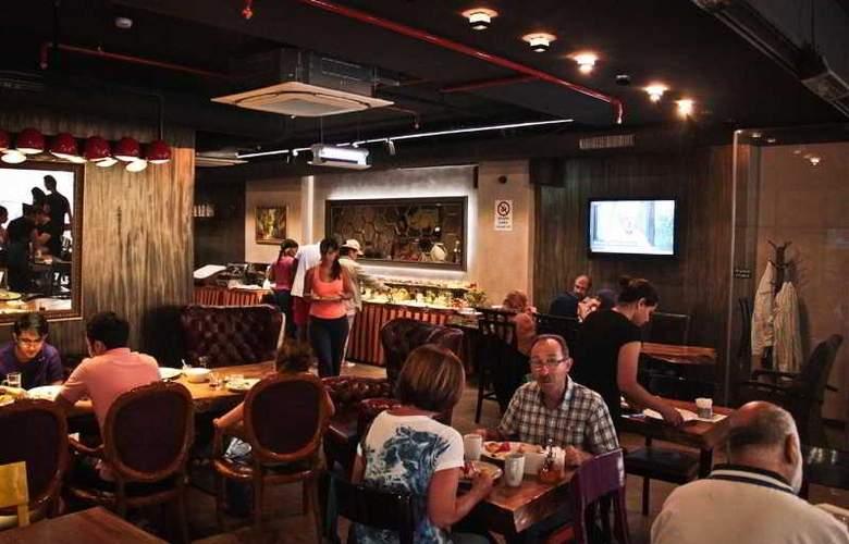 Suiteness Taksim - Restaurant - 19