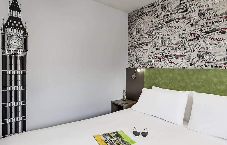 Ibis Styles London Walthamstow - Room - 2
