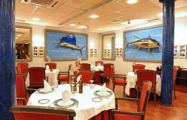 Sercotel Palacio del Mar - Restaurant - 62
