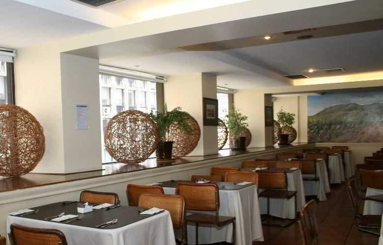 Almacruz Hotel y Centro de Convenciones - Restaurant - 20