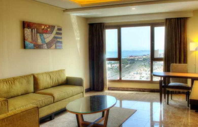 Best Western Mahboula Kuwait - Room - 4