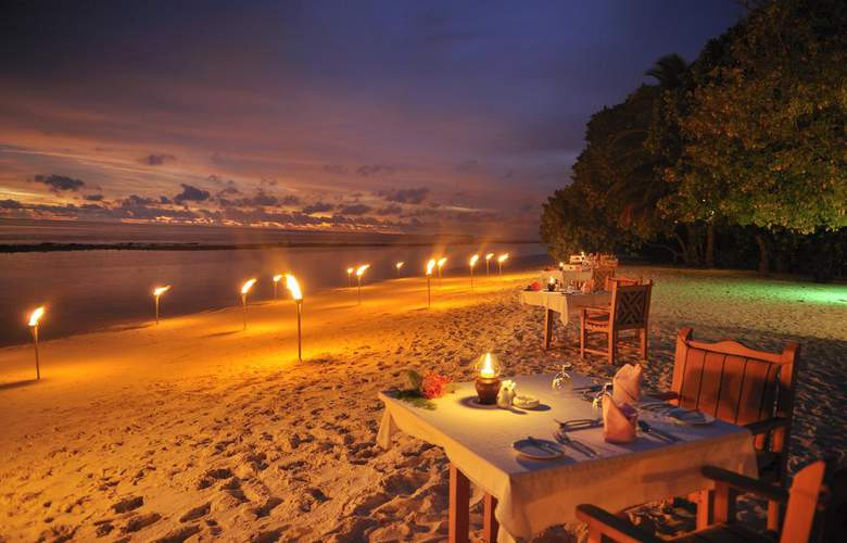 Royal Island Resort & Spa - Restaurant - 3
