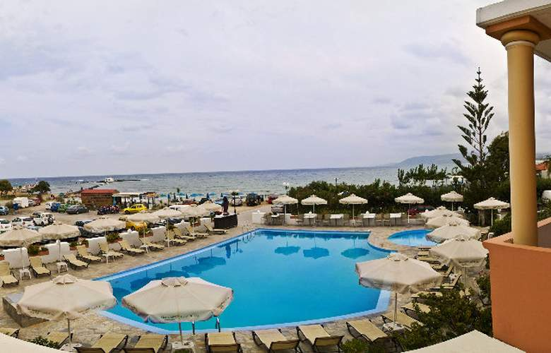 Georgioupolis Beach Hotel - Pool - 19