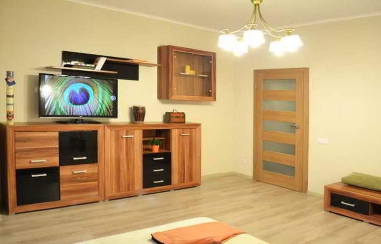 Jazz Apart Hotel - Room - 3